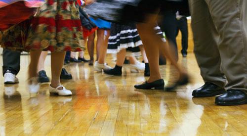 Huvilintu Tanssit